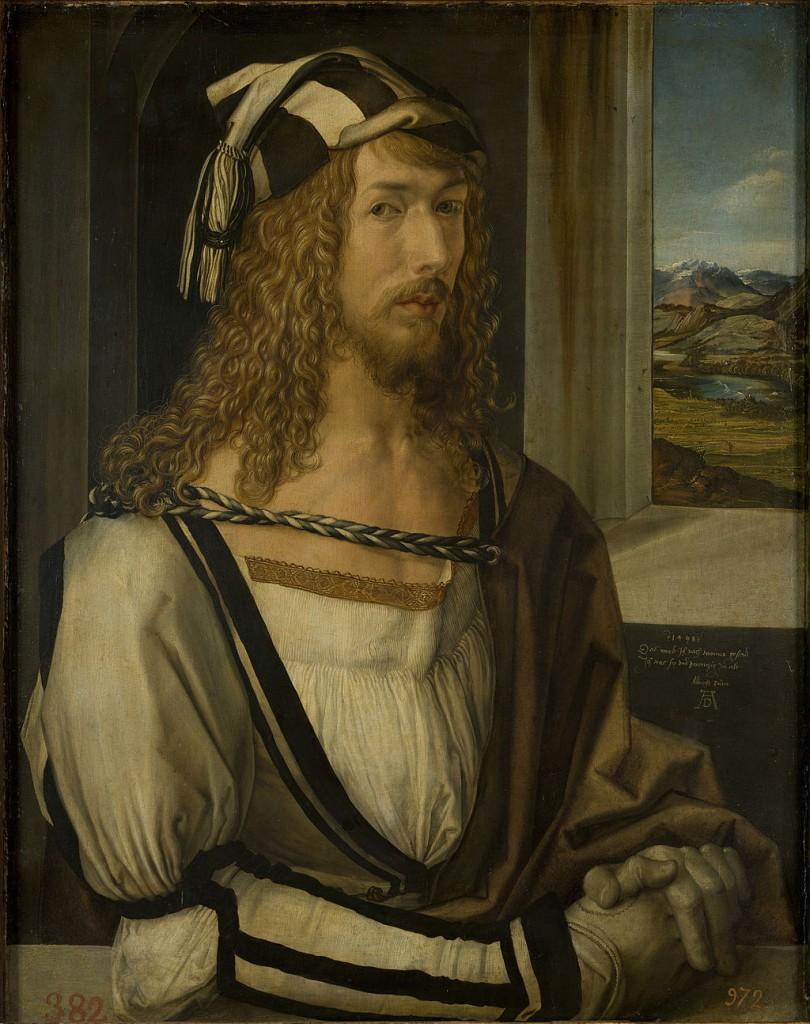 Albrecht Dürer – Wie ein Genie vermarkten?