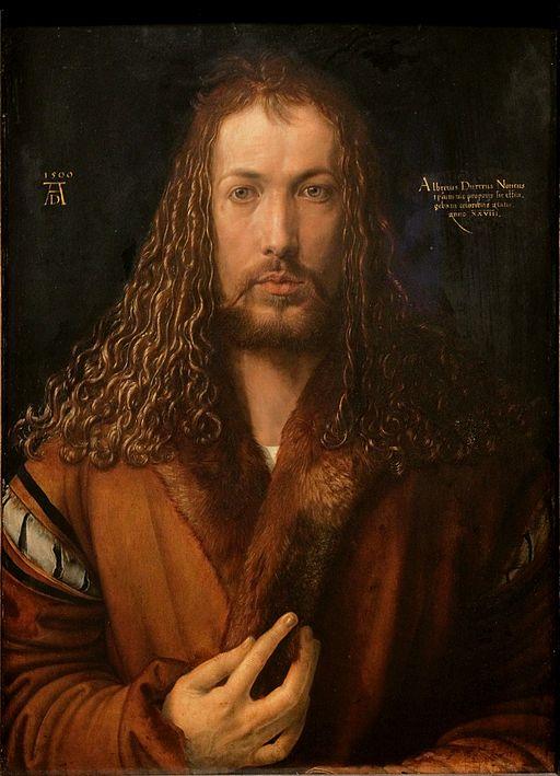 Albrecht Dürer – Vom Urheber der Mathematik